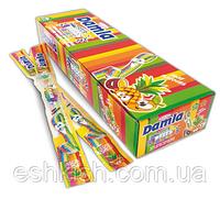 Мармеладные пластинки Damla sourbelt rainbow 15гр (72 шт в упаковке)