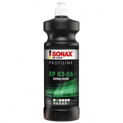 SONAX ProfiLine XP 02-06 - Финальная полировальная паста, 1л
