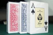 Игральные карты Fournier 2818 100% пластик, 12 колод, фото 7