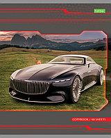 Тетрадь 48л А5 серия -Best Car- Hatber
