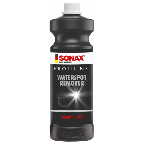 SONAX ProfiLine Waterspot Remover - Очиститель водных пятен, 1л