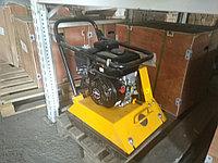 Виброплита ХЗР-120 (двигатель Locin) без водяного бака