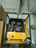 Виброплита ХЗР-160 (двигатель Locin) без водяного бака