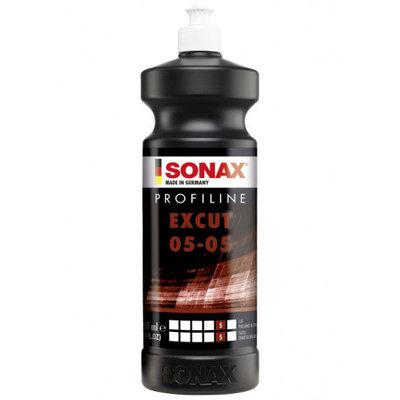 SONAX ProfiLine Excut 05-05 - Абразивный полироль для орбитальных машинок, 1л