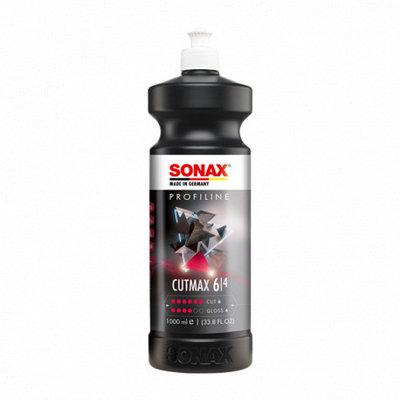SONAX ProfiLine CutMax 06-03 - Высокоабразивный полироль, 1л