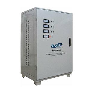 Стабилизатор напряжения RUCELF трехфазный  SDV-3-60000