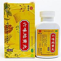 Пилюли Золотой ларец (Guifu Dihuang Wan) для укрепления мочеполовой системы