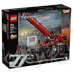 LEGO Technic: Подъёмный кран для пересечённой местности 42082