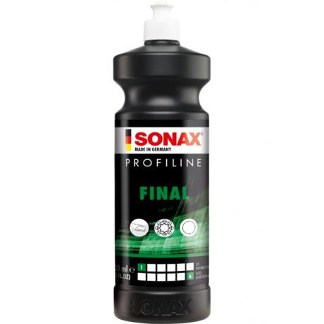 SONAX ProfiLine Final 01-06 - Финишный полироль, 1л