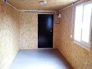 Жилой вагончик 20 ф под жилье, фото 3