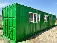 Утепленный контейнер 40 морской
