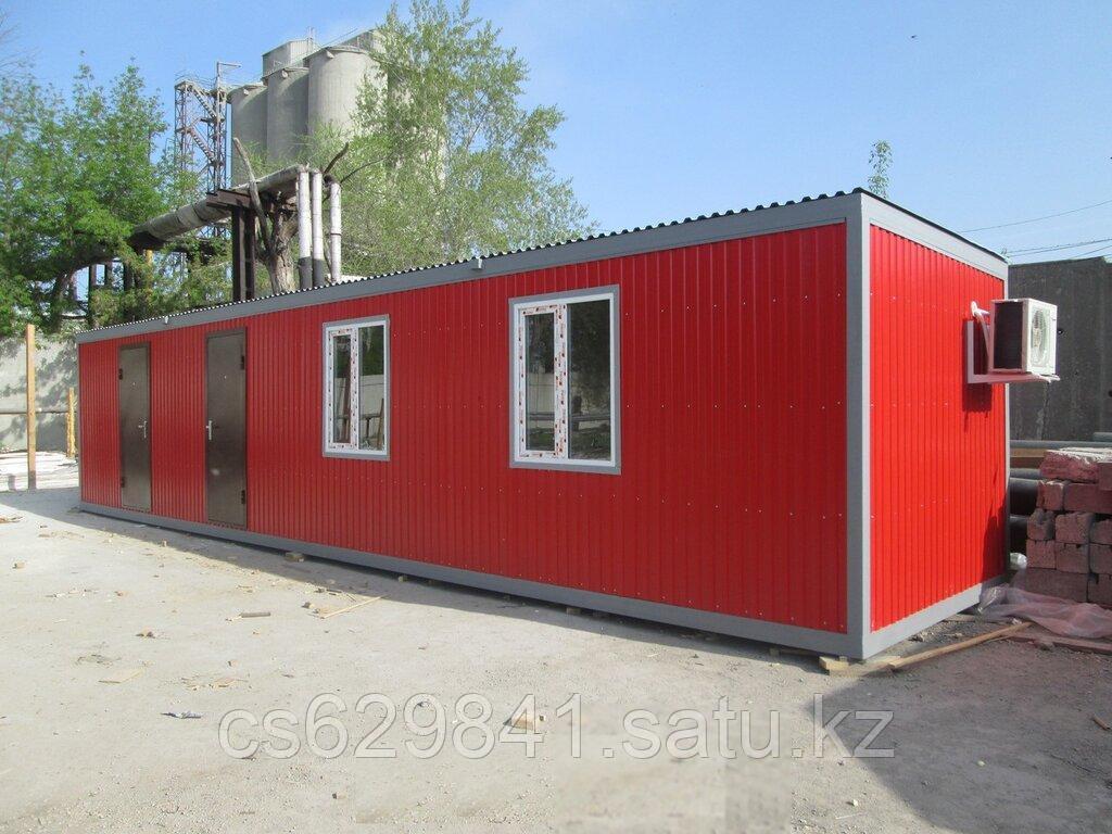 Блок контейнер 40 фут бытовка офис