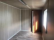 Утепленный контейнер, бытовка 40 футовый, фото 5