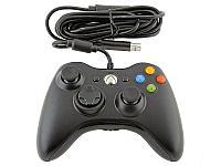 Геймпад проводной Microsoft Xbox 360 Controller