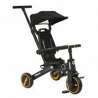 PITUSO Велосипед трехколесный Leve, складной, разм. упак. 65х34х31 см, Black/Черный