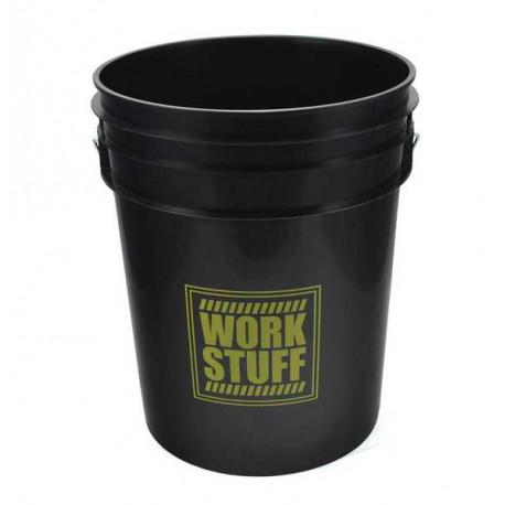 Work Stuff Detailing Bucket Black - RINSE Ведро пластиковое 20л. черное