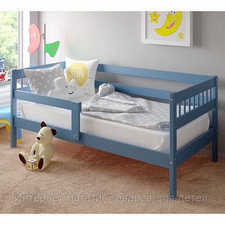 PITUSO Кровать Подростковая  HANNA NEW Индиго