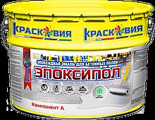 Пол наливной Эполаст эпоксидный 15 кг