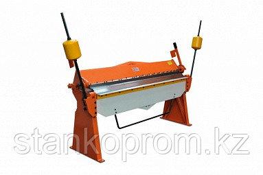 Станок листогибочный ручной сегментный STALEX W2.5x2540A