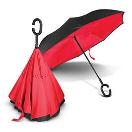 Зонты перевертыши