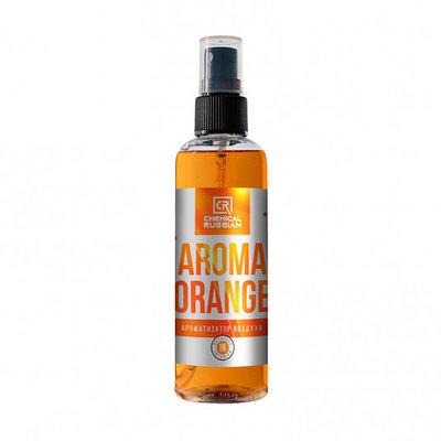 Aroma Orange - Ароматизатор салона, 100 мл, CR837, Chemical Russian
