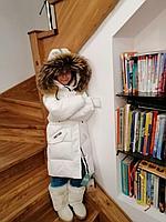Шикарные зимние парки SUBERBYBER для девочек