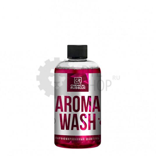 Aroma Wash - Парфюмированный шампунь, 500 мл, CR869, Chemical Russian