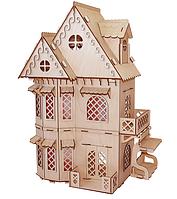 Конструктор деревянный Дом Принцессы