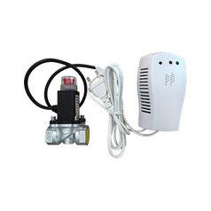 """Сигнализаторы утечки газа с электромагнитным клапаном 1"""""""