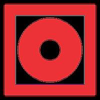 """Знак """"Кнопка включения установок (систем) пожарной автоматики"""