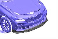 Обвес для BMW X6 G06 2019+ (Пластик)