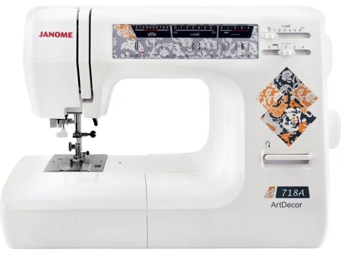 Anome ArtDecor 718A швейная машина
