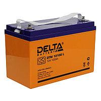 Аккумулятор Delta 12-100 L