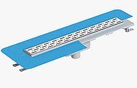 Линейный душевой трап Maxiflow вертик.выход, 800 мм