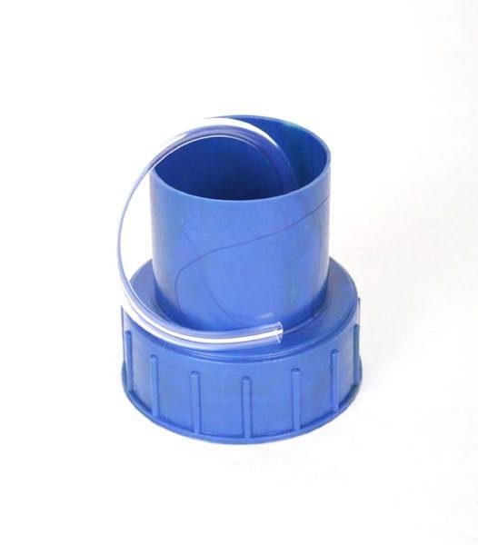Крышка-гидрозатвор на бутыль 10-20 литров