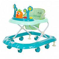 BAMBOLA Ходунки Рыжик (8 пласт.колес,игрушки,муз) 6 шт в кор.(71*60*60) Green/Зеленый, фото 1