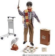 """Кукла """"Harry Potter"""" Гарри Поттер на платформе 9 3/4, Хогвартс-экспресс"""