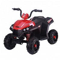 PITUSO Электроквадроцикл 6V/4.5Ah*2,40W*2,колеса EVA,MP3.,кож.сид.,амортиз.,86*56*66 см,Красный/RED, фото 1