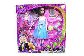 Барби с дочкой (Фен Расческа Зеркало Сумочка) 1232BMQ
