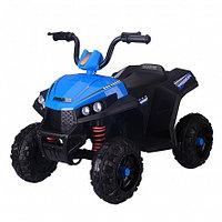 PITUSO Электроквадроцикл 6V/4.5Ah*2,40W*2,колеса EVA,MP3.,кож.сид.,амортиз.,86*56*66 см,Синий/BLUE