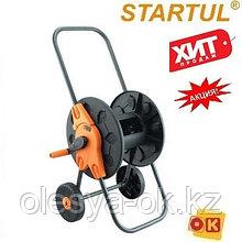 """Тележка для шланга 1/2""""/60м STARTUL GARDEN (ST6015-01)"""