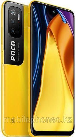 Смартфон Xiaomi POCO M3 Pro 128Gb Желтый