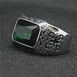 """Перстень-печатка """"Смарагд"""", фото 4"""