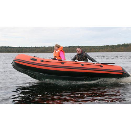 Лодка надувная REEF TRITON 420НД