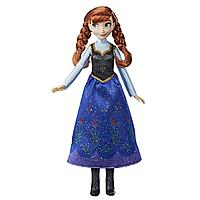 Disney Frozen: КУКЛА ХОЛОДНОЕ СЕРДЦЕ 1 АННА
