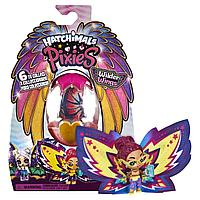 Hatchimals: Коллекционная фигурка Wilder Wings кукла Пикси