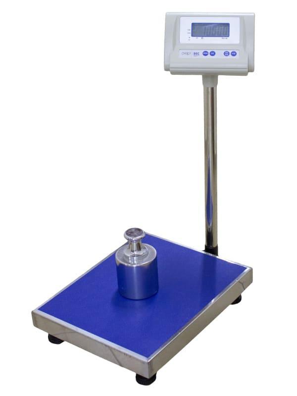 Весы платформенные электронные Смартвес ВП-60, 300x400