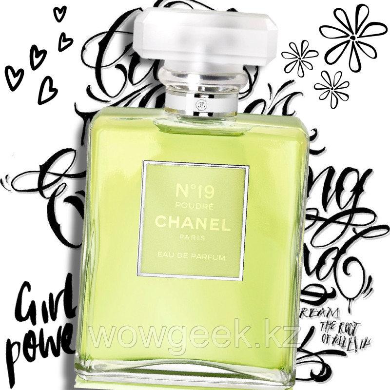 Женские духи Chanel №19 Poudré