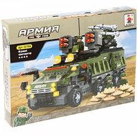 Ausini Игровой конструктор Армия: Зенитная мобильная ракетная установка аксессуар (22704)