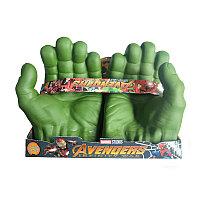 Руки Халка взрослый размер